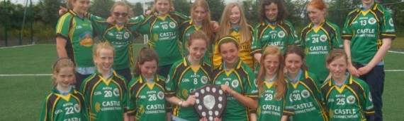 East Camogie Champions