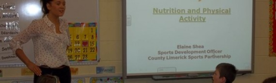 Nutrition and Physical Activity Talk