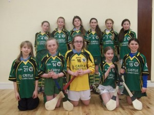 Lisnagry girls indoor camogie team_e