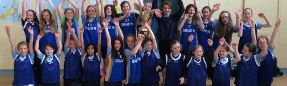 Limerick City Primary School's Athletics 2014