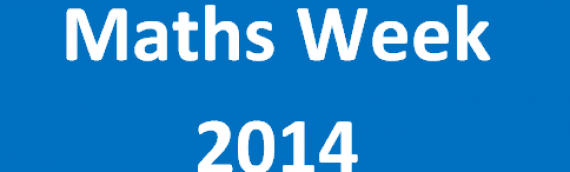 Maths Week 2014