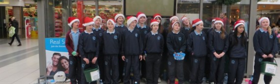 Carol Singing in Crescent