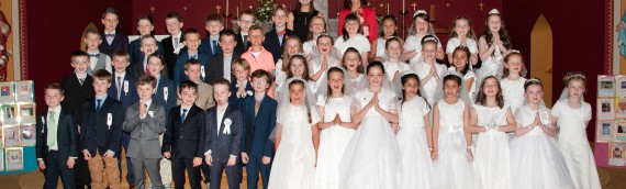 First Holy Communion 2016