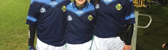 Playing for East Limerick