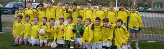 East Football Champs 2012