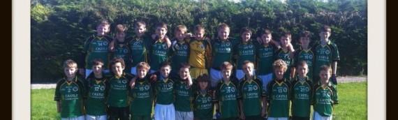 Boys Football Team 2013