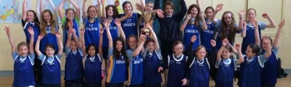Limerick City Primary School's Athletics 2014