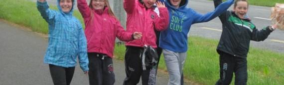 Lisnagry 3km Fun Walk a great success!
