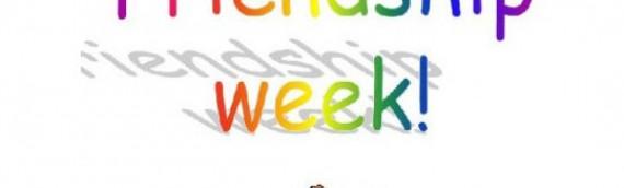 Friendship Week 2014