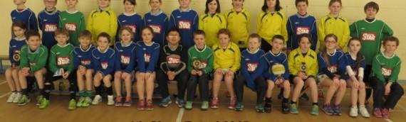 Fourth Class Futsal 2015