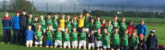 Lisnagry Boys into third successive County Football Final