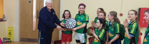 County Indoor Camogie Champions 2016
