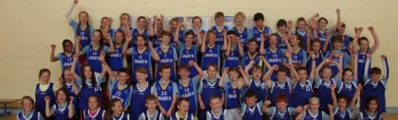 Limerick City Primary School's Athletics 2016