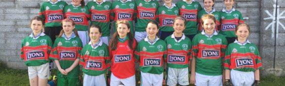 Girls Reach County Football Final