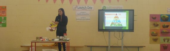 Physical Activity and Nutrition Talk