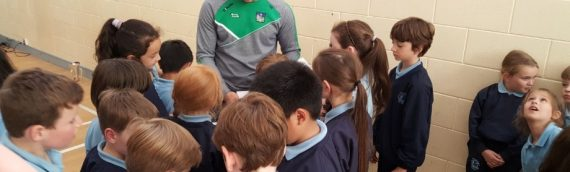 Past Pupil Returns in Glory