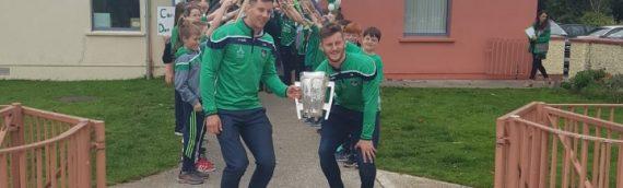 Liam McCarthy Celebrations