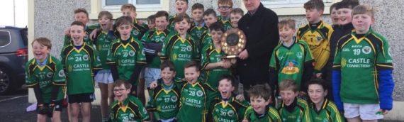 County Football Shield Champions 2019